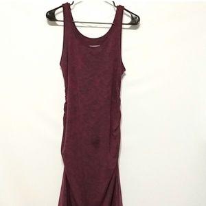 Liz Lange Maternity sz small mid length dress